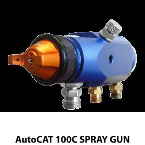 ca technologies autocat 100c general purpose automatic spray gun