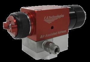 ca technologies bobcat automatic air assisted airless spray gun