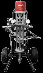 CA Technologies CATalyzer™ 10:1 or 1:1 Fine Finish Pump