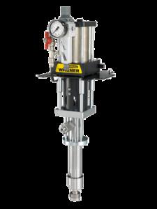 wagner evomotion 20-30s high pressure piston pump