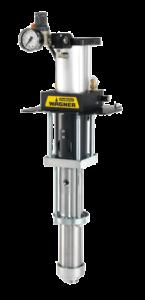 wagner evomotion 5-60s low pressure piston pump