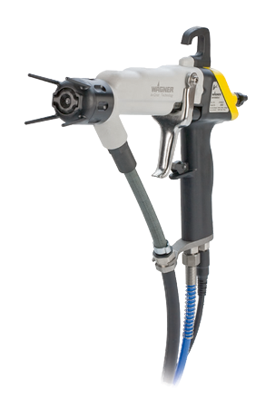 WAGNER GM 5000EACW Handheld Electrostatic Spray Gun