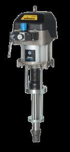 wagner jaguar 75-150 high pressure piston pump