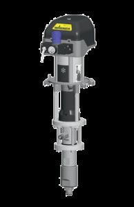 wagner leopard 18-300 high pressure piston pump