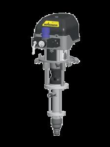 wagner leopard 35-70 high pressure piston pump