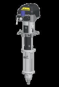 wagner leopard 8-600 low pressure piston pump
