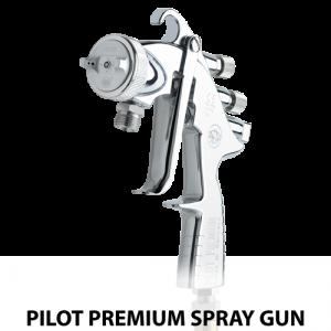 walther pilot premium handheld manual spray gun conventional hvlp