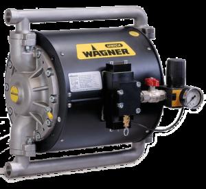 wagner unica 4-270 low pressure diaphragm pump