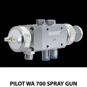 walther pilot wa 700 series general purpose automatic spray gun