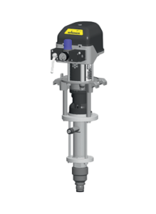wagner wildcat 18-40 high pressure piston pump