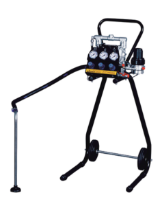 wagner zip 52 finishing low pressure diaphragm pump