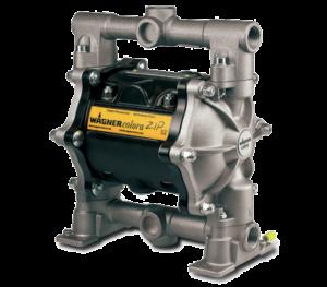 wagner zip 52 perfect flow low pressure diaphragm pump