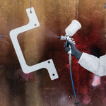 efficient spraying spray gun problems