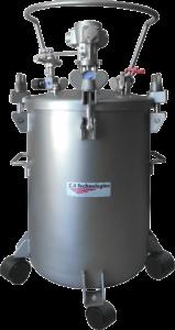 ca technologies 5 gallon stainless steel pressure tank