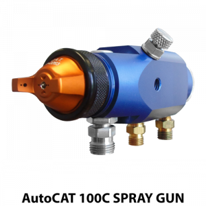 ca technologies autocat 100c general purpose automatic spray gun