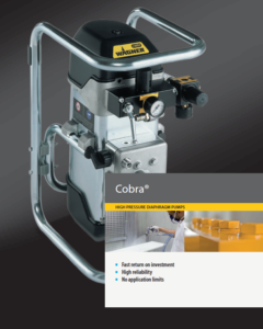 WAGNER Cobra 2K Mixing & Dosing System Product Manual