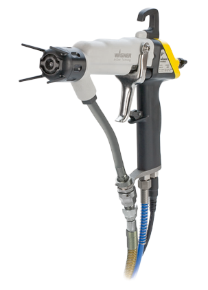 WAGNER GM 5000EAC Handheld Electrostatic Spray Gun