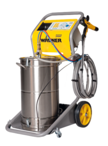 wagner spring 60L manual powder coating system