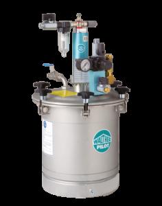 walther pilot ldg 10 liter lightweight material pressure tank