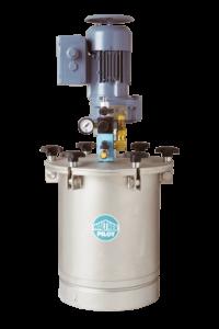 walther pilot ldg 20 liter lightweight material pressure tank