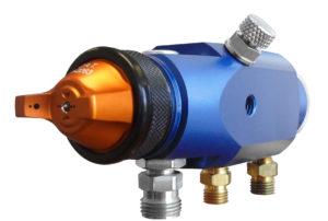 ca technologies a100c standard automatic spray gun low pressure nozzle