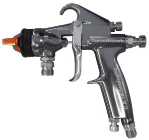 ca technologies tomahawk lightweight economy ergonomic handheld spray gun