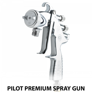 walther pilot premium handheld manual spray gun conventional hvlp