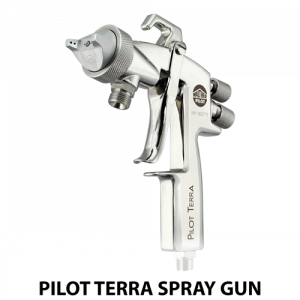 walther pilot terra manual handheld spray gun