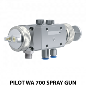 walther pilot wa 700 series general purpose automatic spray gun