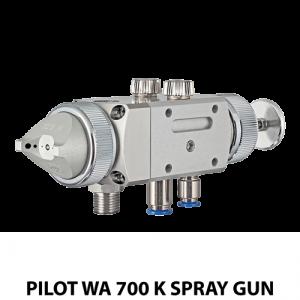 walther pilot wa 700 k automatic adhesive spray gun