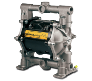 wagner zip 52 perfect flow low pressure diaphragm pump
